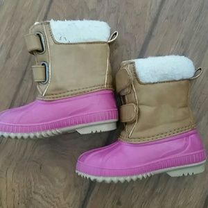 Gap thinsulate boots
